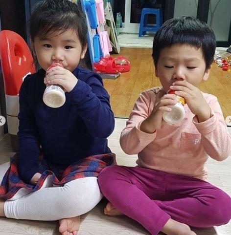 [체험 후기] 킨더밀쉬 먹여봤는데 애들이 너무 좋아해요~