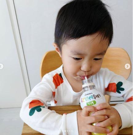 아이가 정말 잘 마셔요 ! 우리아이워터 작두콩차 대박!